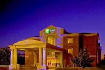Holiday Inn Express & Suites San Antonio South TX